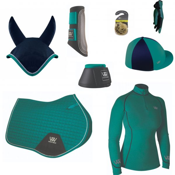Woof Wear CC Set - Ocean