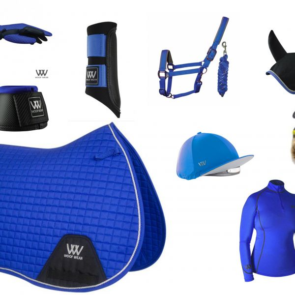 Woof Wear Full Monty GP Set - Electric Blue