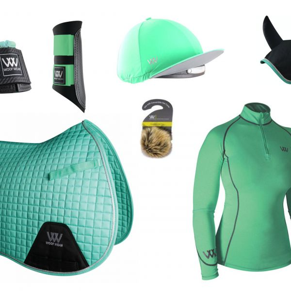 Woof Wear Full Monty GP Set - Mint