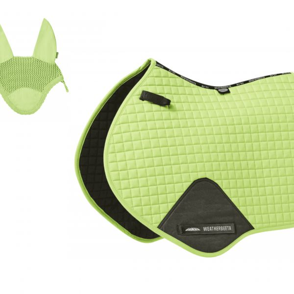 Weatherbeeta Prime Jump Set - Lime Green * PRE ORDER NOW *