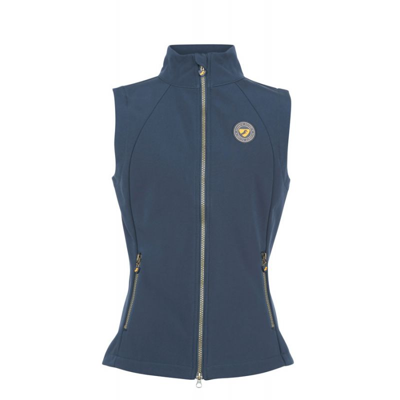 NEW SHIRES EALING SOFTSHELL GILET!
