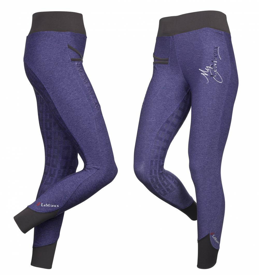 NEW FROM LEMIEUX ~ ACTIVEWEAR PULL ON BREECHES