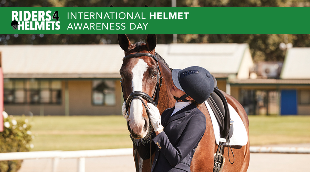 Helmet Awareness Day - Saturday 18 and Sunday 19 August 2018 - 10% off selected hats