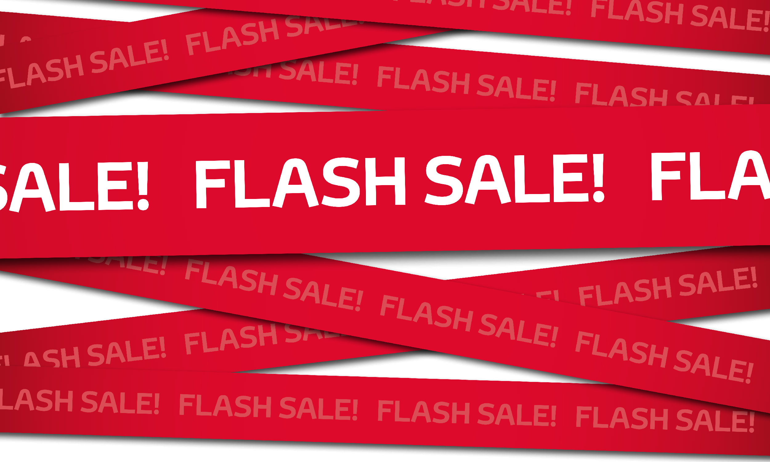 NEW! FLASH SALE COLLECTIONS!