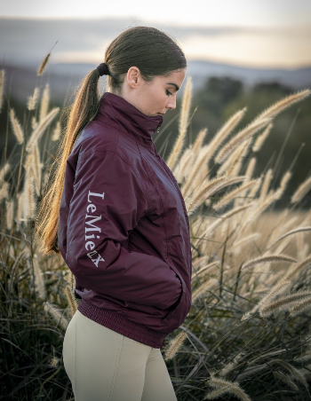 NEW FROM LEMIEUX - TEAM CREW WATERPROOF JACKETS!