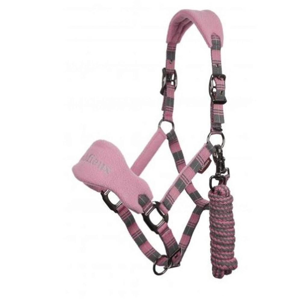 SIGNATURE HEADCOLLAR IN BLUSH PINK - NEW FROM LEMIEUX!