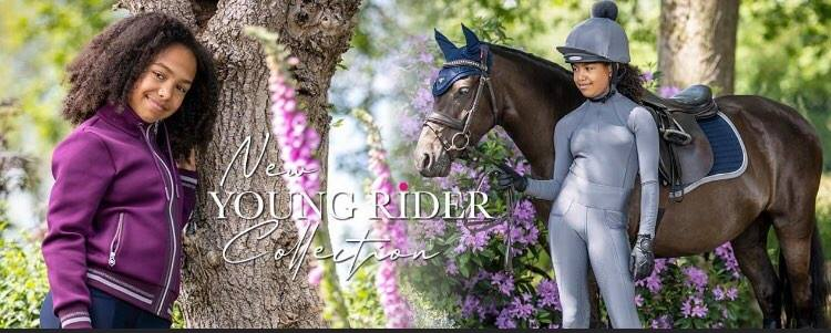 NEW LEMIEUX YOUNG RIDER COLLECTION!